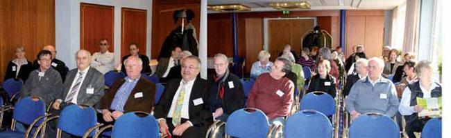 Fachtagung und Delegiertenversammlung, Bad Nauheim, 20. - 22. März 2009
