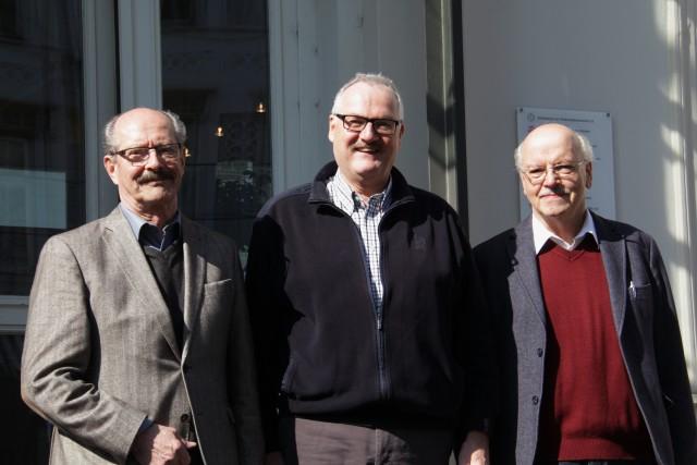 ShB-Vorstand auf der Klausurtagung im März 2016 in Bonn