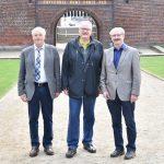 ShB-Vorstand Alfred Marenbach, Joachim Weier und Dr. Manfred Petrik (v.l.n.r.). am 14.05.2017