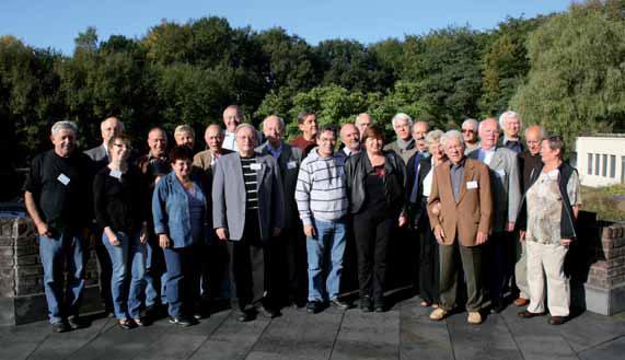 2. Fachtagung für SHG-Ansprechpartner am 8. und 9. Oktober 2009 in Schwerte