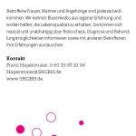 Kontakt zum Blasenkrebs-SHG-Treffen Frankfurt