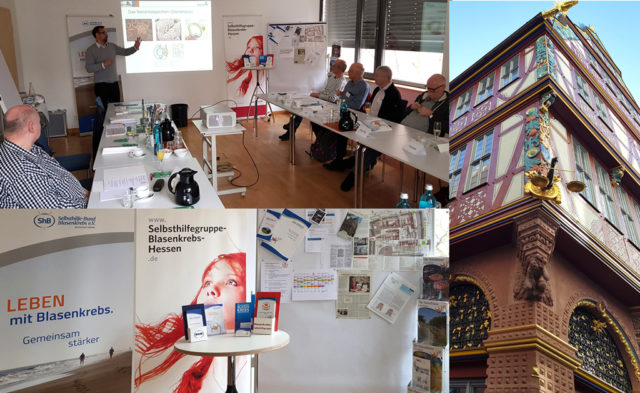 Collage Gruppensprechertagung