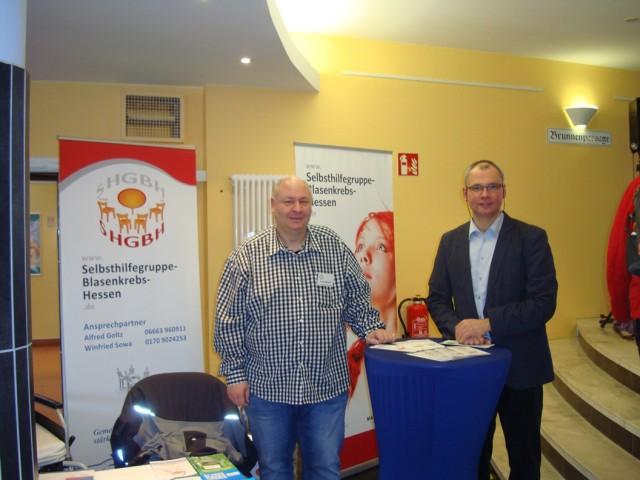 Detlef Wacker und Dr. Kurt Özdemir