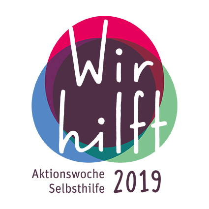 Logo Aktionswoche Selbsthilfe