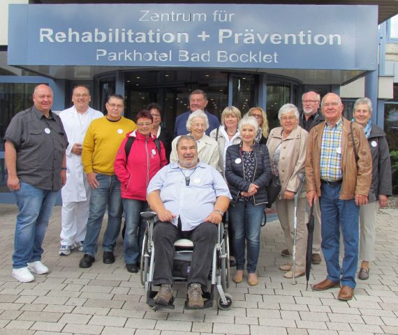 Selbsthilfegruppen Fulda und Bad Soden-Salmünster in Bad Bocklet