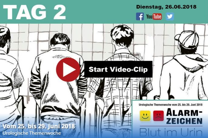 Themenwoche Tag 2 Start Video-Clip